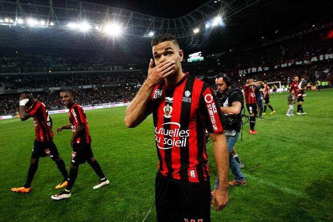 Mercato : L'improbable retour de Ben Arfa à Nice ?