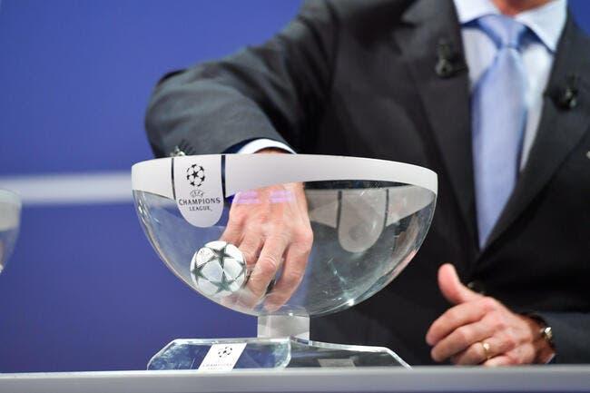 LdC : Le PSG avec le Real Madrid, Bruges et Galatasaray