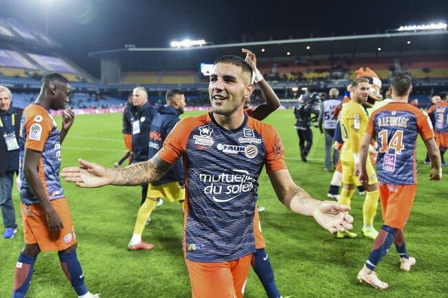 MHSC : Andy Delort prolonge à Montpellier