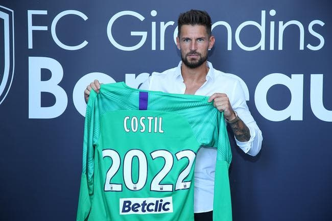 Officiel : Benoît Costil prolonge d'une saison à Bordeaux