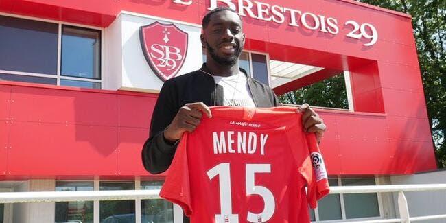 Officiel: Un attaquant de Bordeaux prêté à Brest