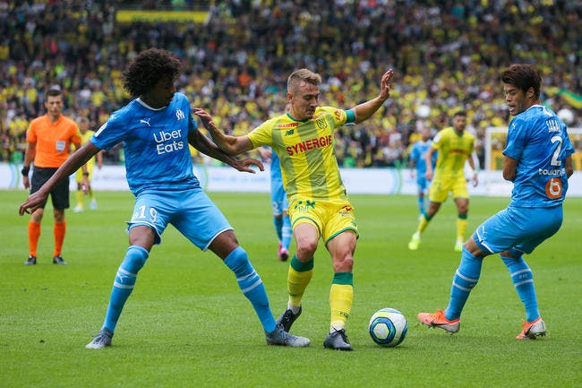 OM : Luiz Gustavo out, Rongier in, Zubi prêt à faire banco