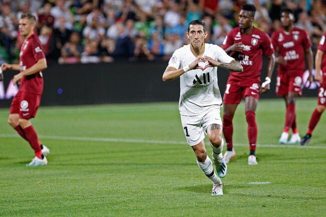 L1 : Le PSG ne fait pas rêver, mais gagne à Metz
