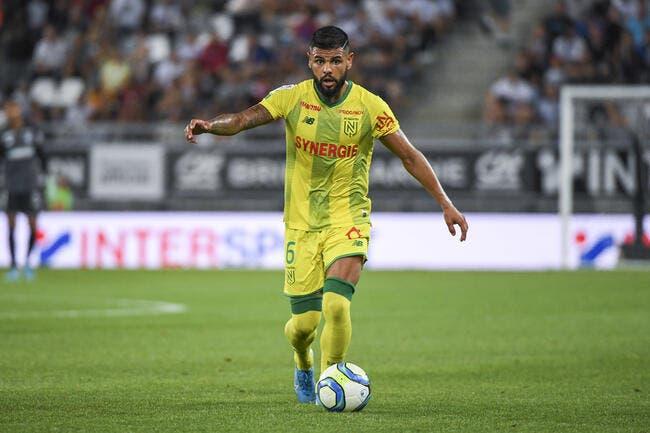 Officiel : Lucas Lima quitte le FC Nantes