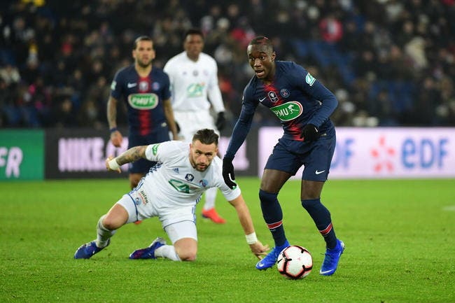 PSG: C'est mort pour l'OL, Nsoki rejoint Nice