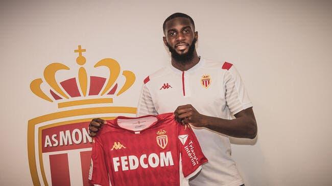 ASM : Bakayoko officiellement prêté à Monaco !
