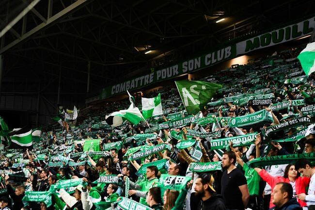 ASSE : Ses supporters interdits contre l'OM, Sainté vert de rage !