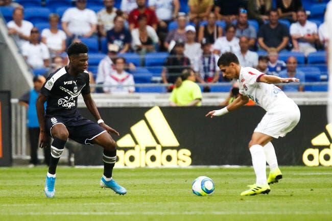 Deux points perdus contre Bordeaux, l'OL s'en contentera