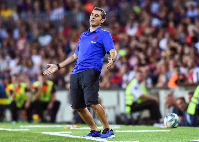 Esp : Le Barça tenu en échec !