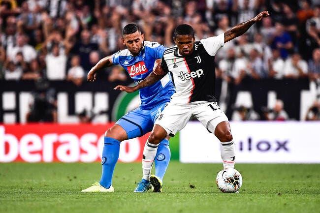 Ita : Incroyable victoire de la Juventus contre Naples