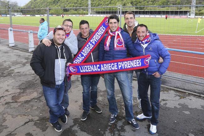 L2 : La ligue, la Ligue, la justice t'...ordonne de faire monter Luzenac !