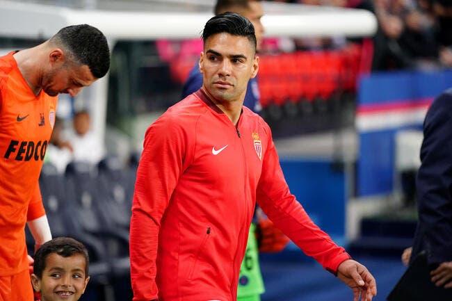 Mercato : Galatasaray officialise la signature imminente de Falcao