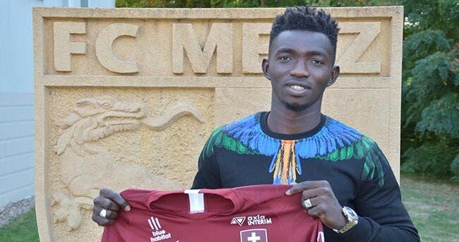 Mercato : Monaco prête Adama Traoré à Metz