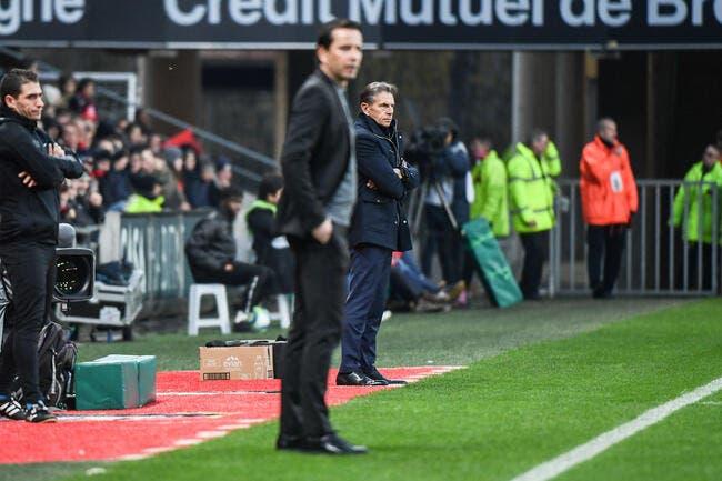 ASSE : Une première défaite, Puel prend l'Europa League comme excuse