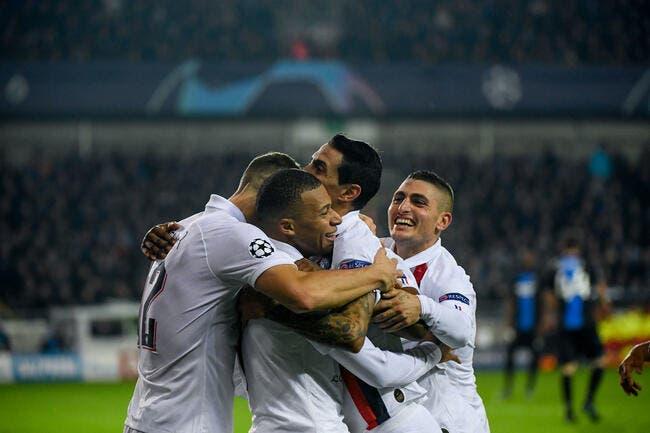 PSG : Le mythe des 4 fantastiques explose à Paris !