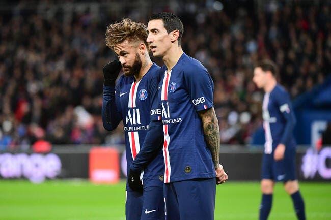 PSG : Neymar, Di Maria, Al-Khelaïfi a cocufié Barcelone !