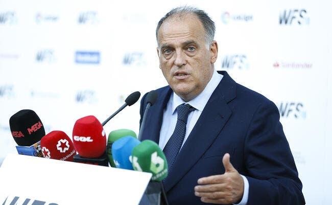 Liga : Le sulfureux Javier Tebas démissionne !