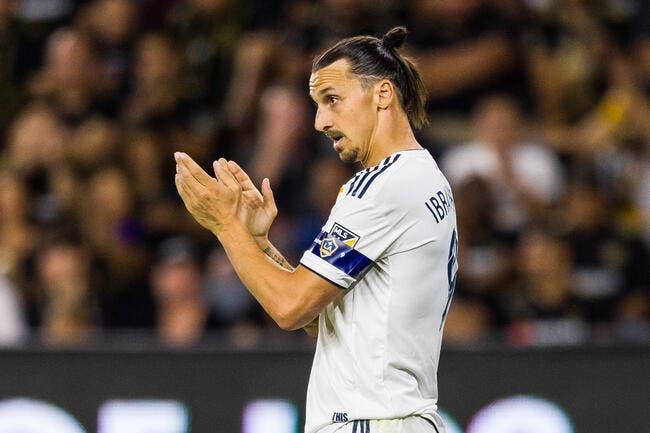 Milan AC : Zlatan Ibrahimovic livre un indice sur son retour