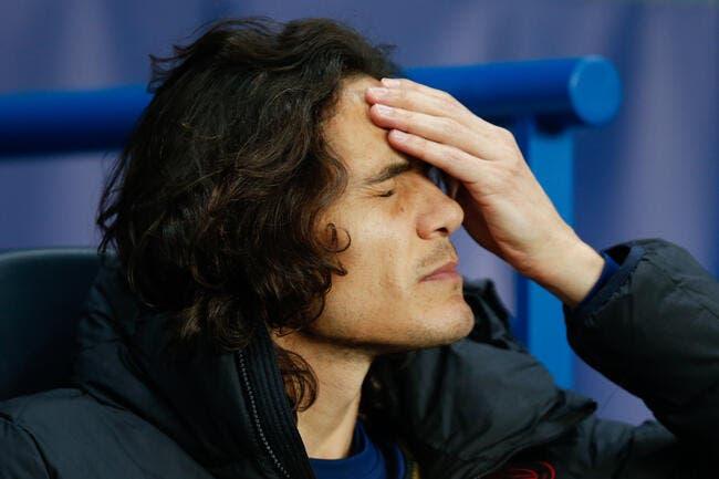 PSG : Un miracle Cavani, Leonardo se tourne vers Madrid