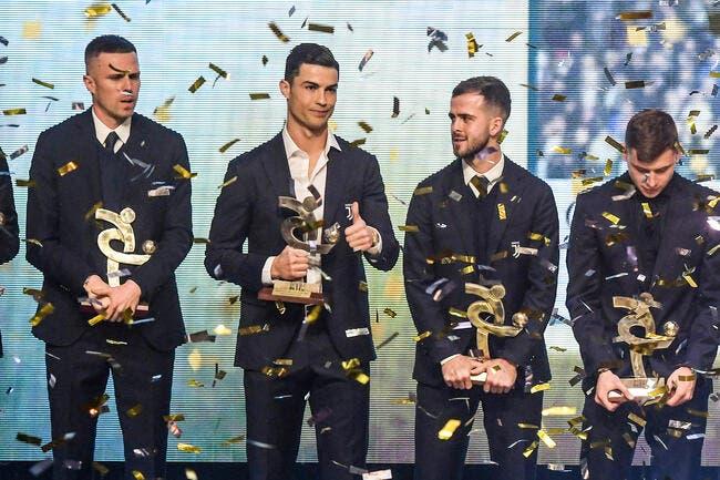 Ballon d'Or : Zéro respect, Cristiano Ronaldo se fait allumer