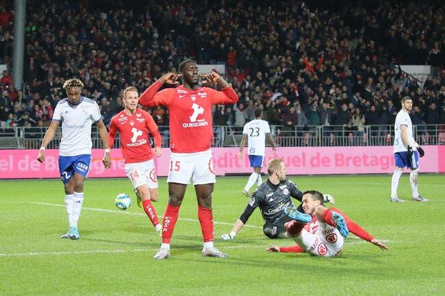 Brest - Nîmes 5-0