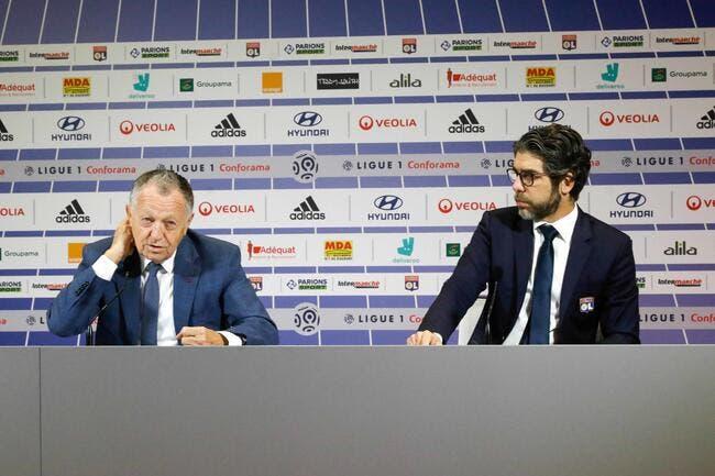 OL : Le mercato de Juninho est un bide, Luis attaque