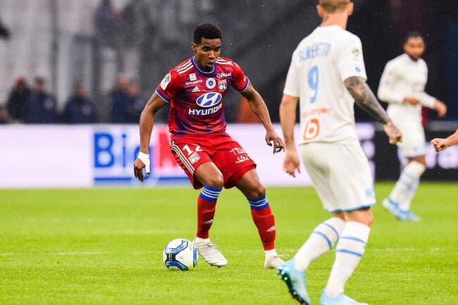 OL : Lyon n'accable pas le flop Thiago Mendes