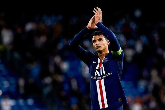 PSG : Thiago Silva à Paris ou ailleurs, Leonardo joue avec le feu
