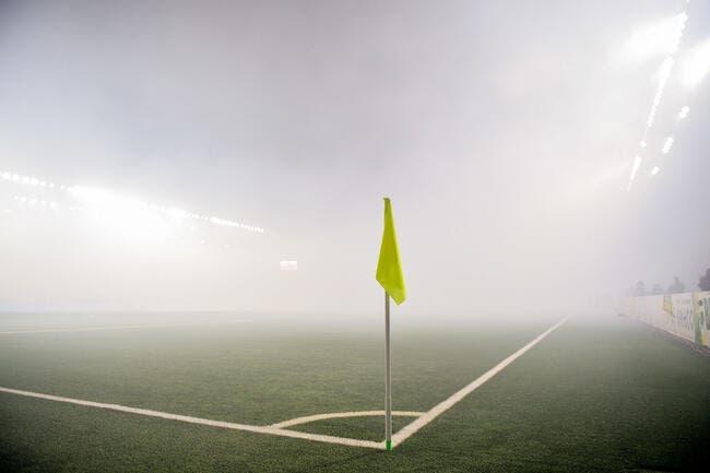 L1 : Amiens-Reims reporté en raison du brouillard