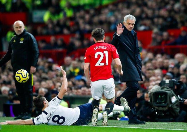 Ang : Man Utd fait tomber Mourinho et Tottenham