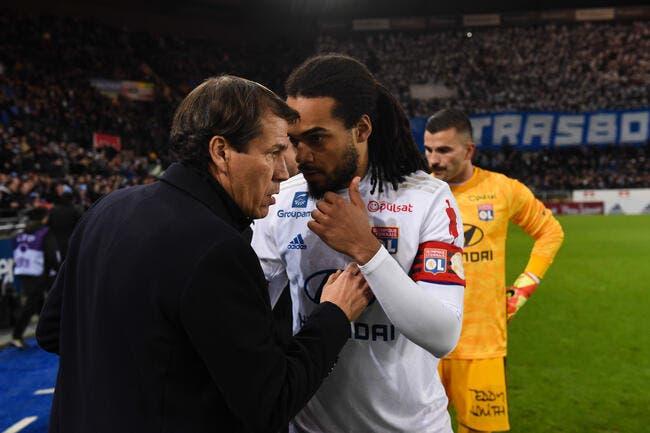 OL : Rudi Garcia joue sa tête contre Leipzig ? Il craque !