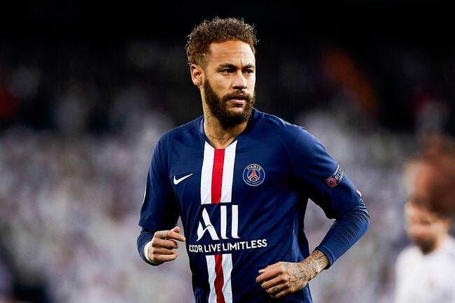 PSG : Le but de Neymar annulé par la VAR, une blague qui passe mal