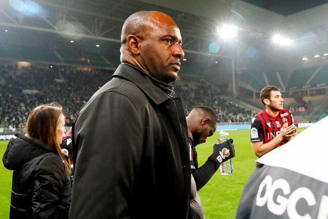 OGCN : Vieira ne dit plus non à Arsenal
