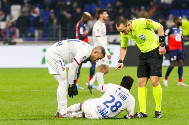 OL : Youssouf Koné va passer sur le billard !