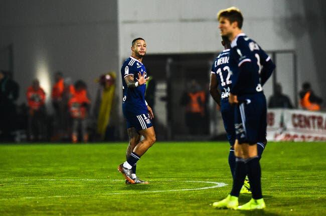 Garcia a vu du bon et de l'inquiétant — Lyon