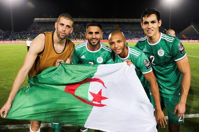 OM: Brahimi Slimani… AVB révèle des pistes algériennes au mercato