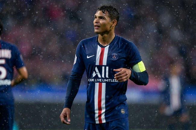 PSG: Thiago Silva agace ses coéquipiers, Paris a trouvé son successeur