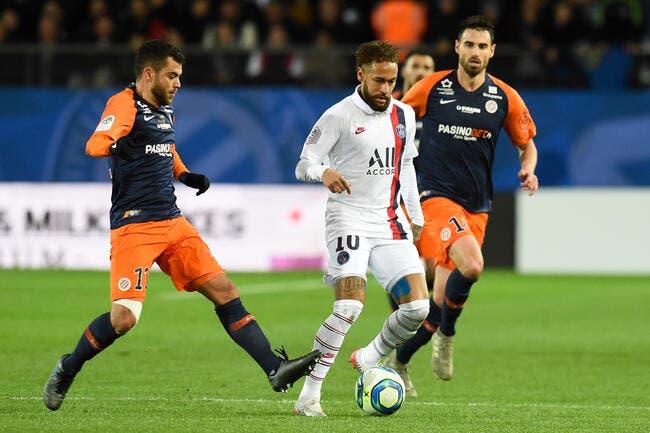 L1 : Neymar et Delort s'invectivent après le match