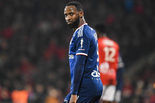 OL : Un problème Moussa Dembélé à Lyon ?
