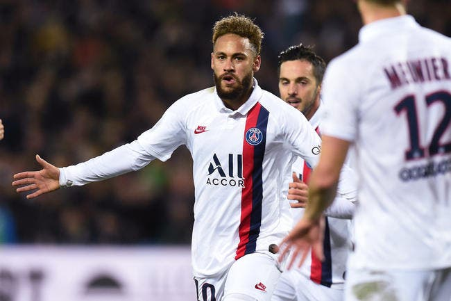 PSG : Neymar est une star, il a donné la preuve
