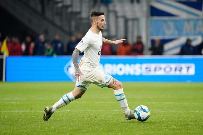 OM : Dario Benedetto forfait contre Bordeaux !