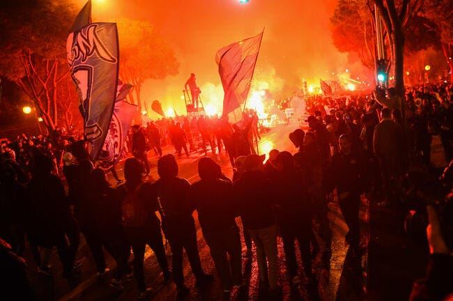 OM-FCGB : Les supporters bordelais attaqués par des Marseillais