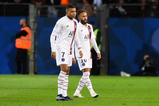 PSG : Riolo tape sur les insupportables Mbappé et Neymar