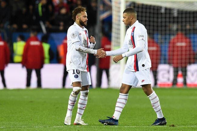 Mbappé exige le salaire XXL de Neymar à Paris — PSG