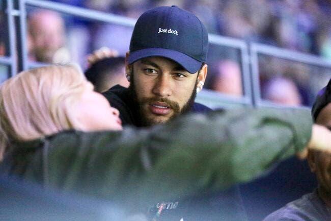 PSG : Neymar démasqué, c'est le «fantôme» de Paris