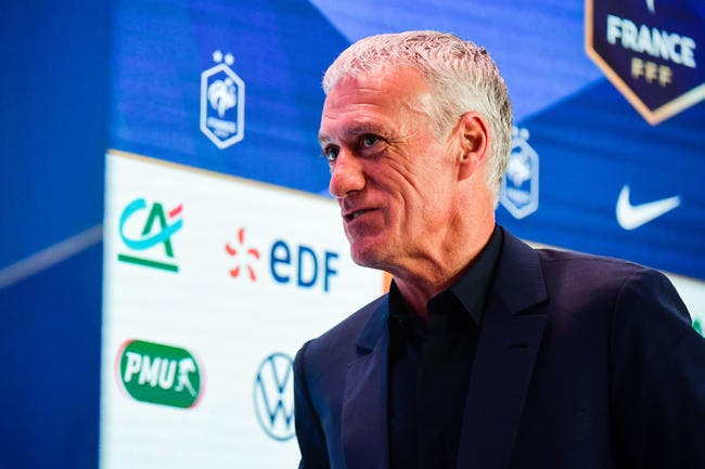 EdF : La FFF officialise la prolongation de Didier Deschamps