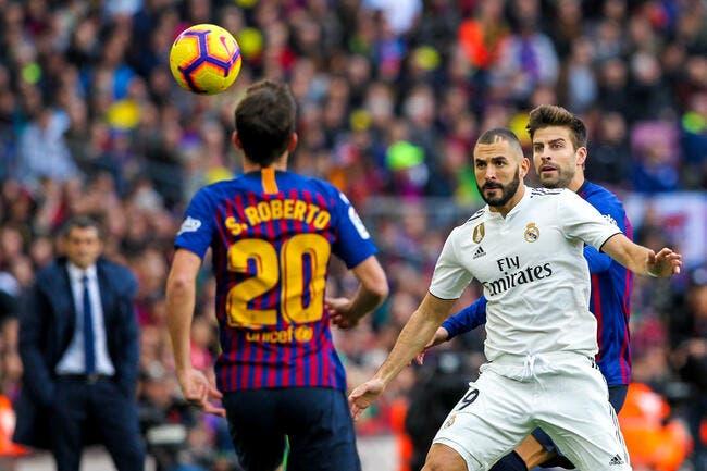Esp : Le Clasico entre Barcelone et le Real encore menacé !