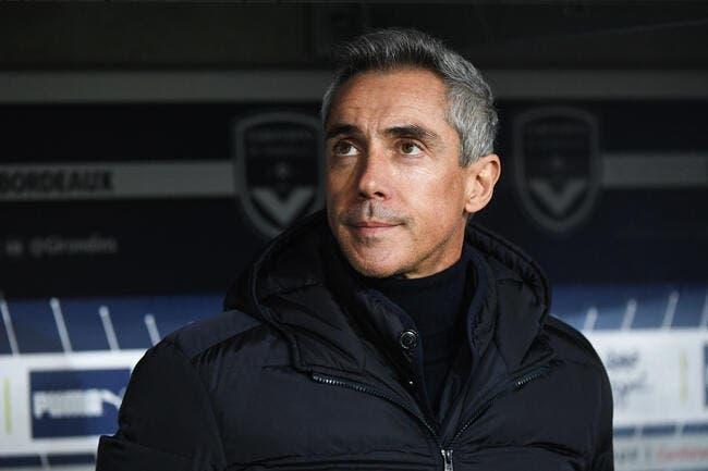 FCGB : Sousa à Arsenal pour 3 ME, Bordeaux en alerte rouge !
