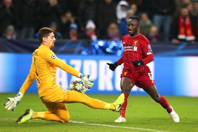 LdC : Ça passe pour Liverpool !