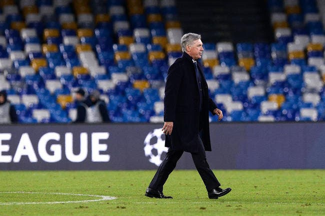 Officiel : Naples vire Carlo Ancelotti